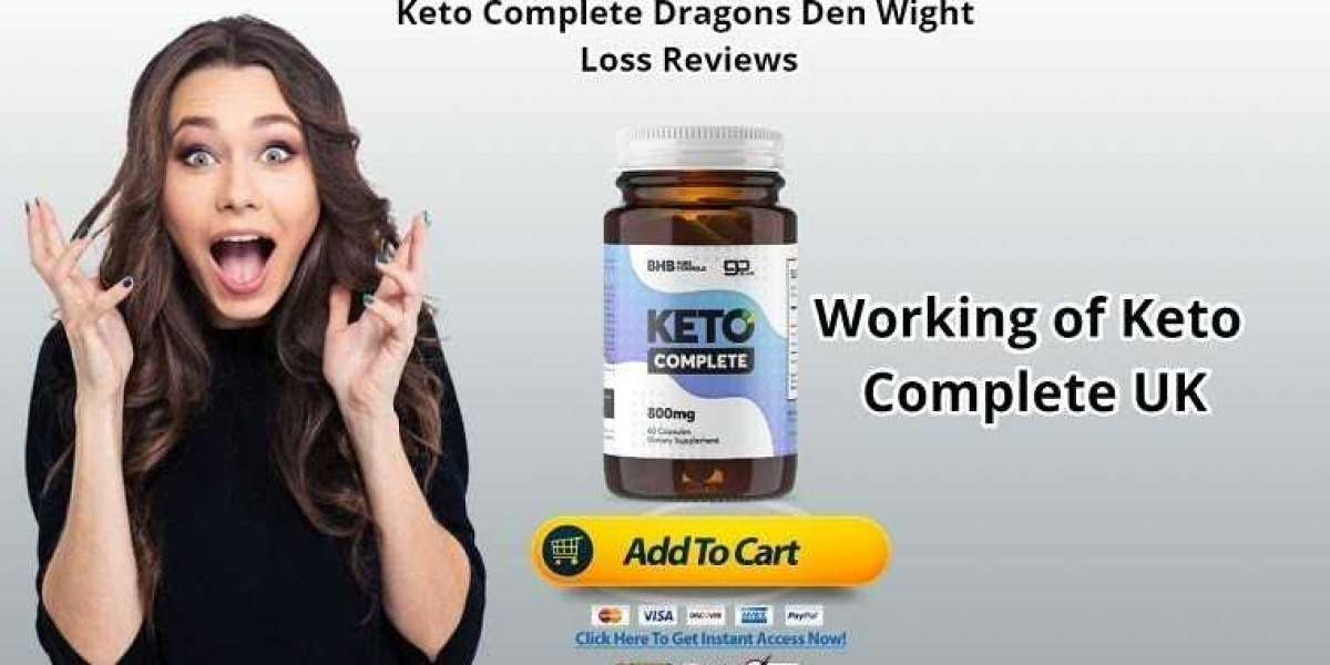 How Keto Complete UK Able For Weight Loss?