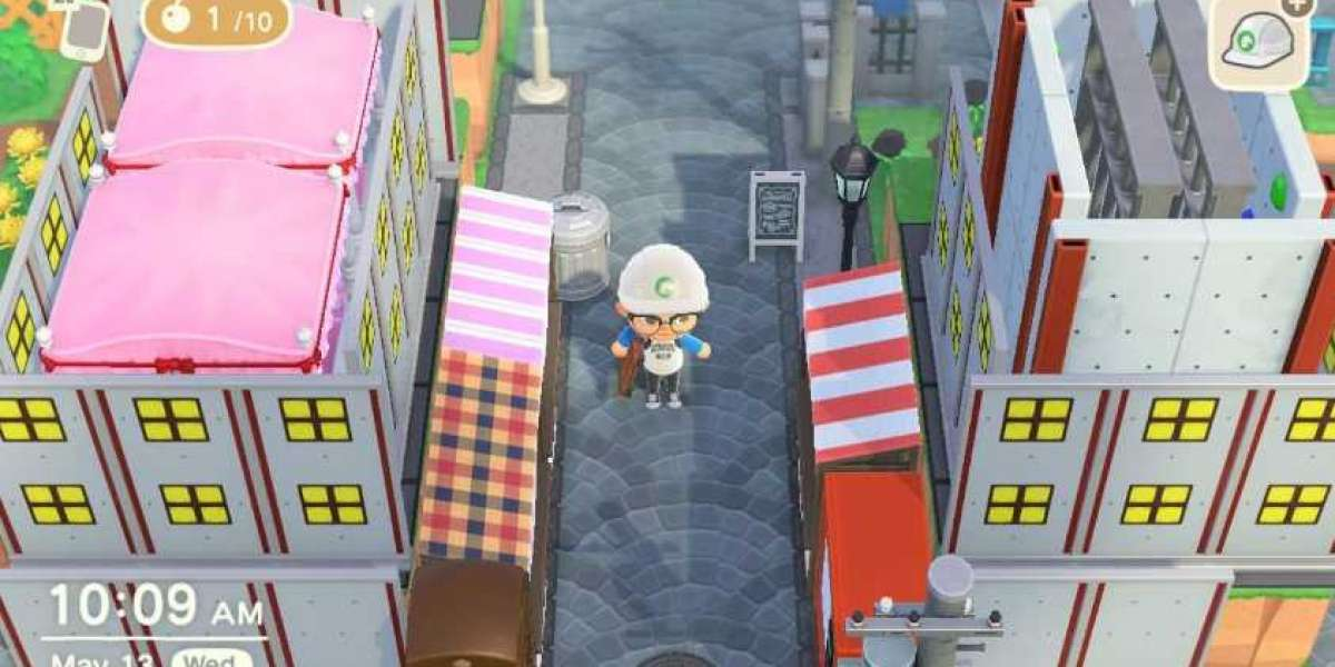 In Animal Crossing: New Horizons, Is It Possible to Move the Resident Services?