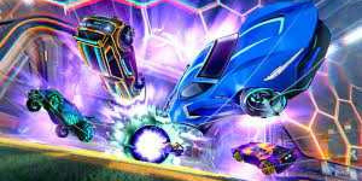 Rocket League's modern area is getting an choice to toggle off its lighting results